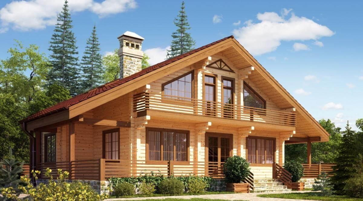 Уход за деревянным домом | Как правильно ухаживать за деревянный домом?