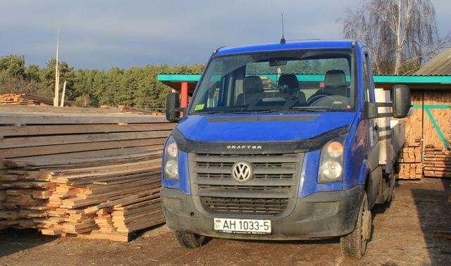 Доставка пиломатериала и других грузов по Беларуси компанией Мирнат